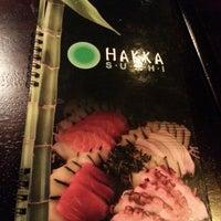 5/30/2013 tarihinde Rafael L.ziyaretçi tarafından Hakka Sushi'de çekilen fotoğraf