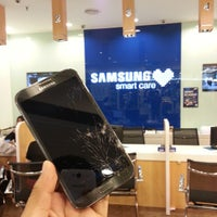 Photo taken at Samsung Service Centre by Budiey I. on 4/25/2013