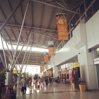 Photo taken at Terminal 2 by Budiey I. on 4/26/2013