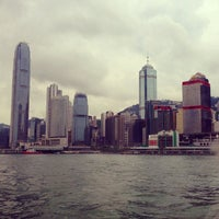 Photo taken at Hong Kong Macau Ferry Terminal by Jessica C. on 5/29/2013