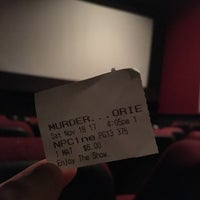 Photo taken at New Paltz Cinemas by Louise G. on 11/18/2017
