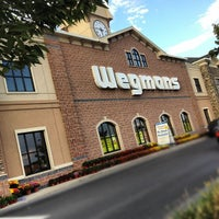 Photo taken at Wegmans by Sarah D. on 9/22/2012