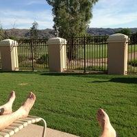 Photo taken at Legacy Golf Resort Poolside by Weston W. on 8/16/2013