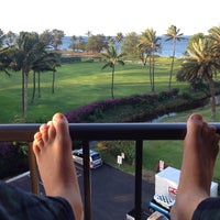 Photo taken at Kauhale Makai (Village by the Sea) by Mike M. on 11/11/2013