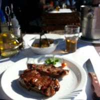 Photo taken at Parrilla Argentina by Cícero L. on 5/4/2013