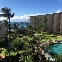 Photo taken at Aston Kaanapali Shores by Lord Jay T. on 9/24/2016