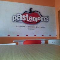 Photo taken at Pastamore by Mauro R. on 6/18/2013