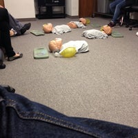 Photo taken at Lifesaver Education by Isaarr79 on 11/13/2013