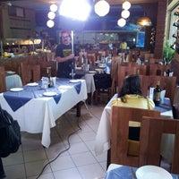 Photo taken at Mar de Viña Restaurant by Eduardo F. on 11/26/2012