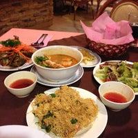Photo taken at Rumah Thai Restaurant by Faizul N. on 4/2/2013