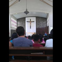 Photo taken at St. Anthony of Padua Parish by Cass S. on 6/22/2014