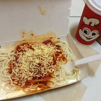 Photo taken at Jollibee by Cass S. on 6/12/2014
