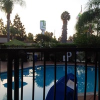 Photo taken at Holiday Inn Santa Ana-Orange Co. Arpt by Richard G. on 7/8/2014