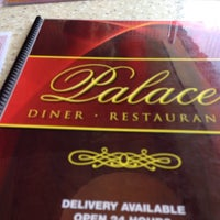 Photo taken at The Palace Diner by Kimberlie M. on 8/14/2014