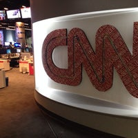 Photo taken at CNN Newsroom by Rick M. on 5/12/2014
