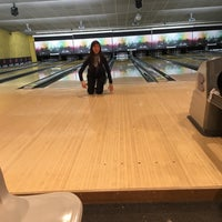 Photo taken at Bowling Themis by Pauline A. on 6/5/2016