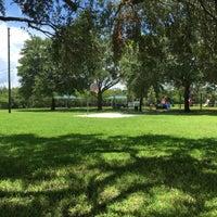 Photo taken at Crisp Park by Jet T. on 7/19/2016