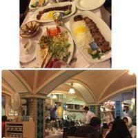 Photo taken at Shabestan Restaurant | رستوران شبستان by Erfan A. on 8/14/2016