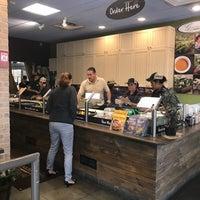 Photo taken at Giardino Gourmet Salads by Mario on 6/19/2017