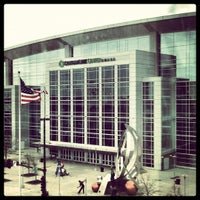 Photo taken at CenturyLink Center by Beth E. on 12/9/2012