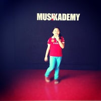 Photo taken at Musikademy by Betz M. on 9/15/2012