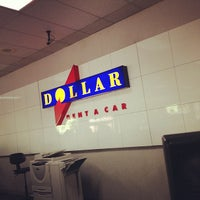 Photo taken at Dollar Rent A Car by pathom (pop) v. on 10/11/2012