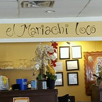 Photo taken at El Mariachi Loco by Larry W. on 10/6/2016