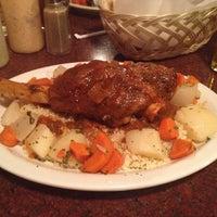Photo taken at Casbah Restaurant by Lizette C. on 11/13/2013
