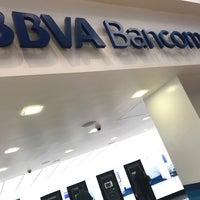 Photo taken at BBVA Bancomer by Emilia M. on 7/19/2017