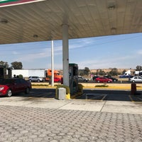 Photo taken at Gasolinera Covesu by Emilia M. on 12/30/2017