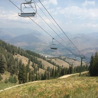 Photo taken at Bald Mountain by Kate M. on 8/30/2014