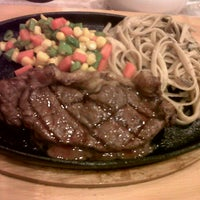 Photo taken at Meat Bar Grill & Rhythm by Dewi Ratna S. on 10/17/2012