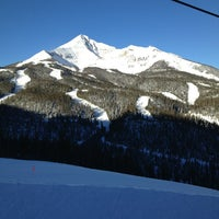 Photo taken at Big Sky Resort by Erik W. on 2/2/2013