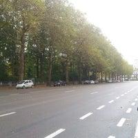 Photo prise au Park van Abdij Ter Kameren / Parc de l'Abbaye de la Cambre par Jonathan V. le10/20/2012