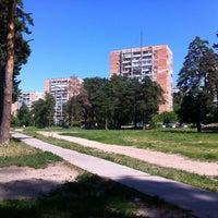 Photo taken at Собачья лощина г.Протвино by Эдуард В. on 7/13/2014