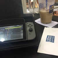 Photo taken at Coffee World by Oki A. on 5/21/2017