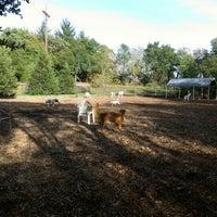 Photo taken at Dog Park at Villa Chanticleer by jody on 11/22/2012