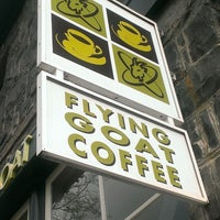 3/30/2013にjodyがFlying Goat Coffeeで撮った写真