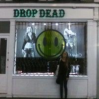 Photo taken at Drop Dead by jody on 10/1/2014
