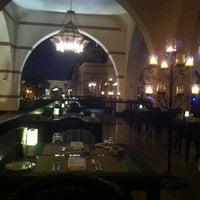 Foto tomada en Imperium Restaurant - Jumeirah Zabeel Saray por Bruno B. el 10/16/2012