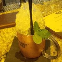 Photo taken at HIT Bar & Lounge by Steven B. on 10/16/2014