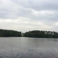 Photo taken at Пруды by Наталья С. on 6/24/2016