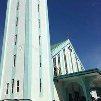 Photo taken at St. Joseph the Worker Parish by jian marla r. on 1/20/2013