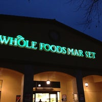 Photo taken at Whole Foods Market by Kelsey G. on 1/24/2013