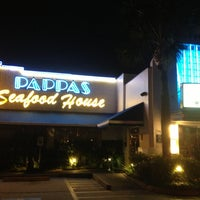 Photo taken at Pappas Seafood House by Corrie D. on 1/19/2013