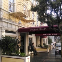 Photo taken at Fior D'Italia by Corrie D. on 4/21/2014