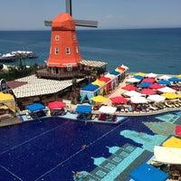 6/24/2013 tarihinde Ersin G.ziyaretçi tarafından Orange County Resort Hotels'de çekilen fotoğraf