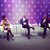 Photo taken at NYU DC by Stephanie on 10/25/2014