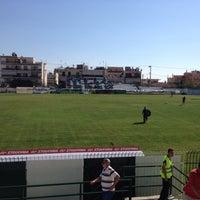 Photo taken at Γήπεδο Αχαρναϊκού by Akis N. on 9/29/2013