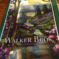 Photo taken at Walker Brothers Original Pancake House by Jose M. on 12/30/2012